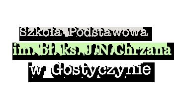 Szkoła Podstawowa im. bł. ks. J. N. Chrzana w Gostyczynie